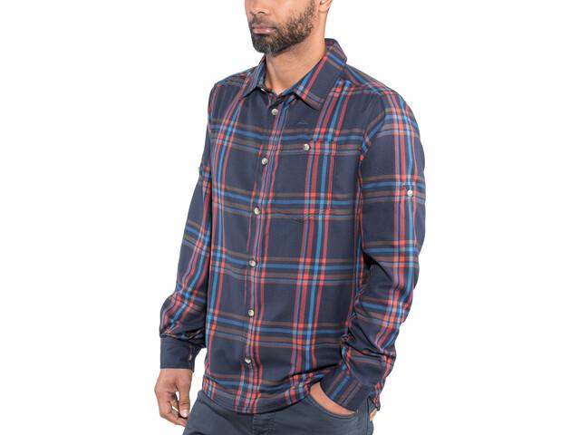 High Colorado Vienna 2 Koszula flanelowa Mężczyźni, dark blue